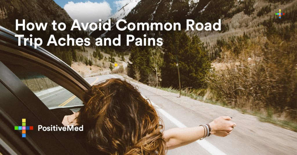 How to Avoid Common Road Trip Aches and Pains