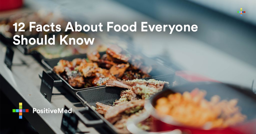 12 Facts About Food Everyone Should Know.