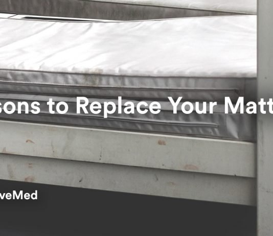 3 Reasons to Replace Your Mattress