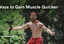 3 Ways to Gain Muscle Quicker.
