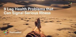 9 Leg Health Problems that Can Signal Serious Illness.