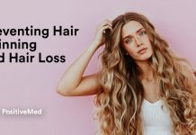 Preventing Hair Thinning and Hair Loss