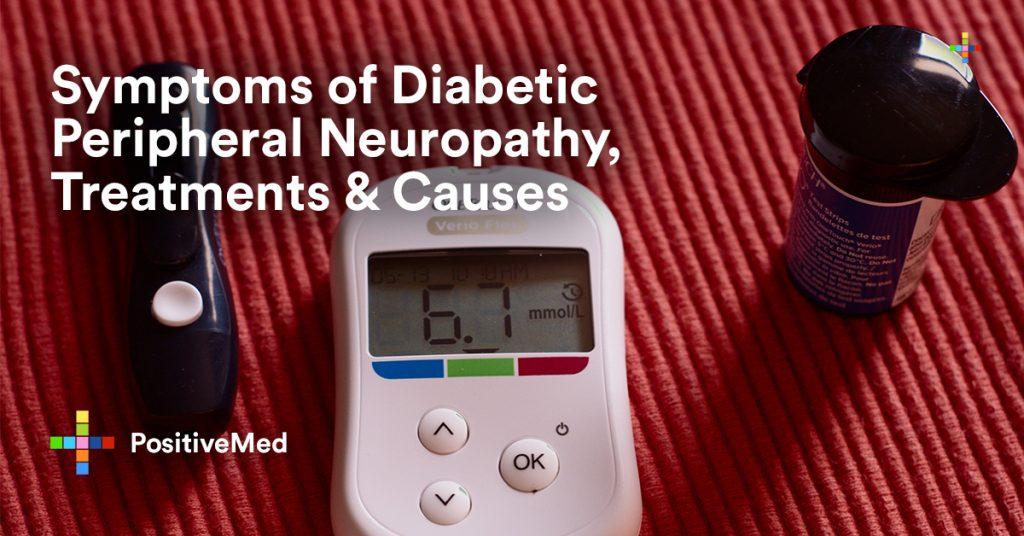 Symptoms of Diabetic Peripheral Neuropathy, Treatments & Causes.