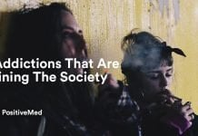 4 Addictions That Are Ruining The Society.