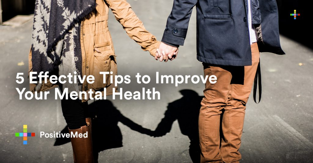 5 Effective Tips to Improve Your Mental Health.