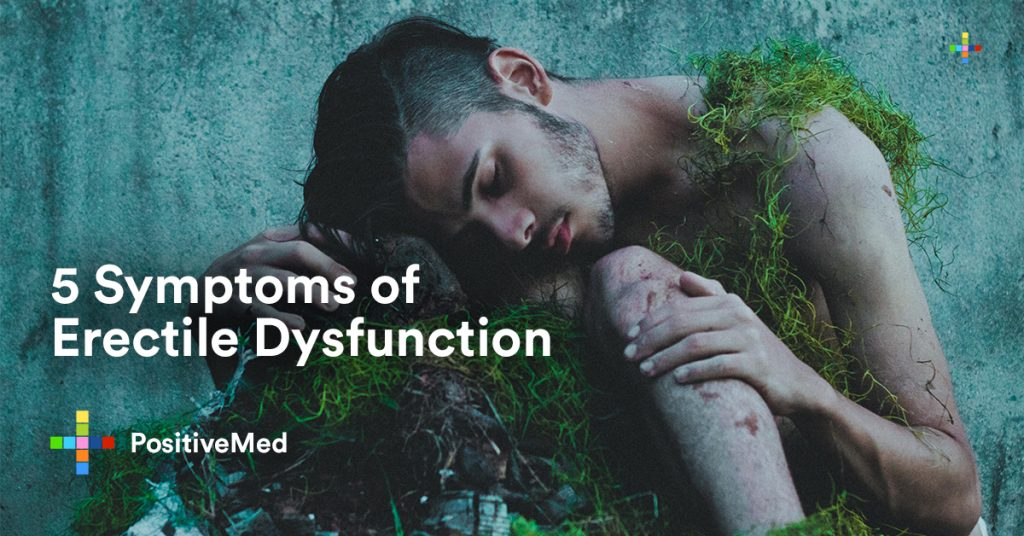 5 Symptoms of Erectile Dysfunction
