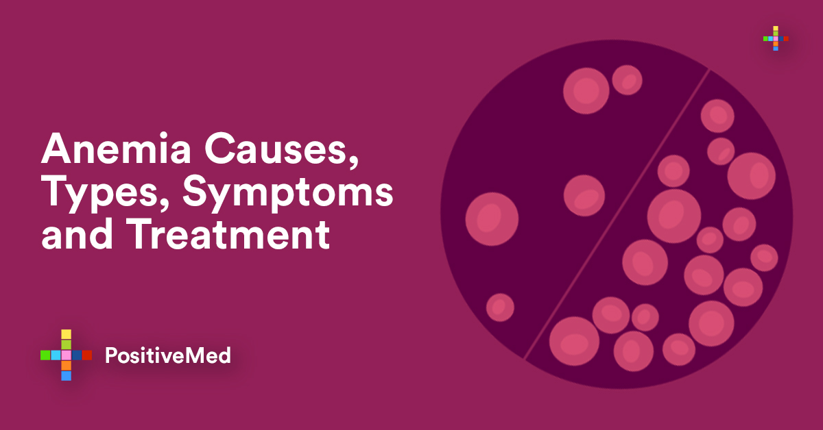 Anemia Causes, Types, Symptoms and Treatment