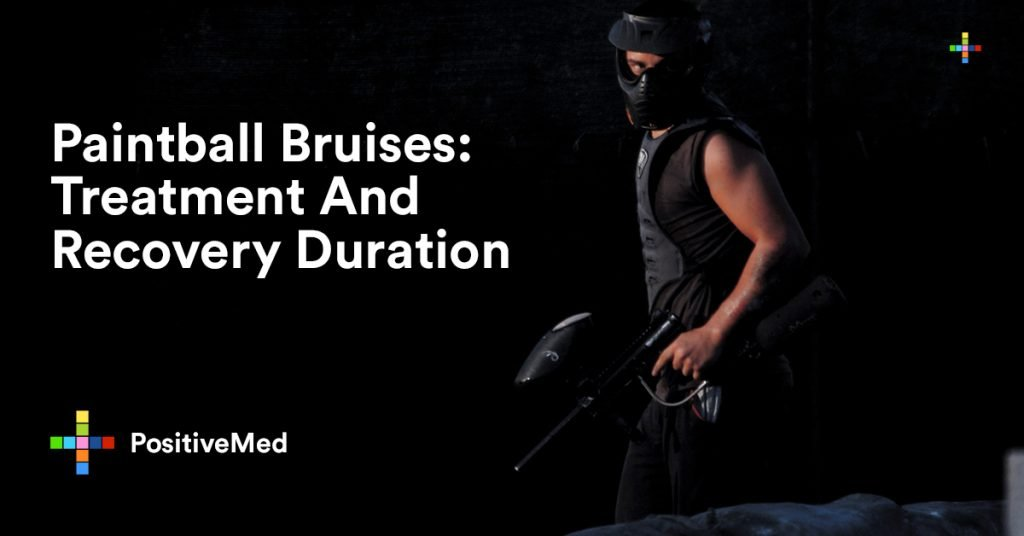 Paintball Bruises Treatment And Recovery Duration.