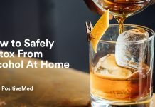 How to Safely Detox From Alcohol At Home