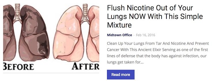 Can Vaping Cause Lung Problems