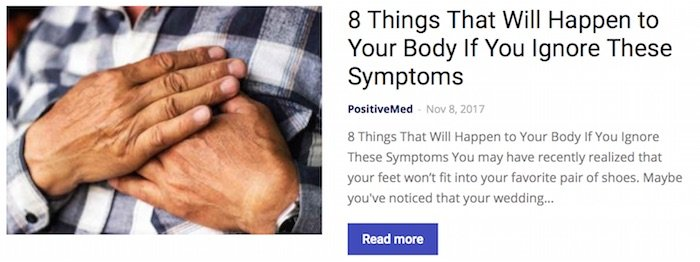 google your medical symptoms