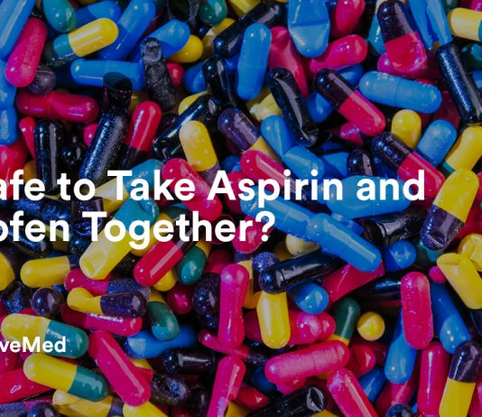 Is It Safe to Take Aspirin and Ibuprofen Together?