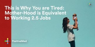 This is Why You are Tired Mother-Hood is Equivalent to Working 2.5 Jobs