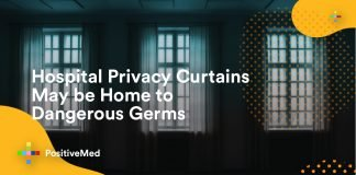 Hospital Privacy Curtains May be Home to Dangerous Germs