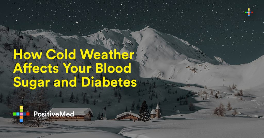 how cold weather affects your blood sugar and diabetes