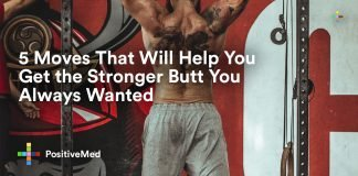 5 Moves That Will Help You Get the Stronger Butt You Always Wanted