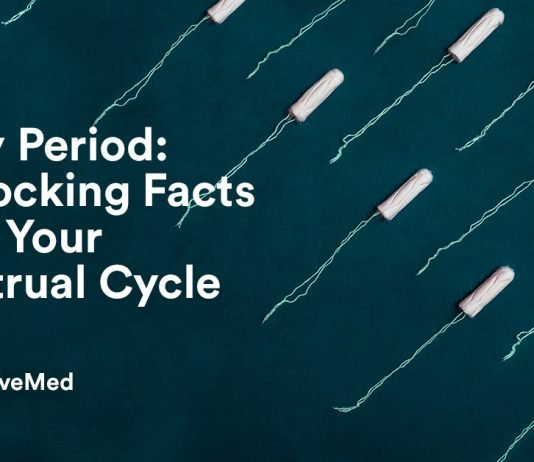 Heavy Period Shocking Facts about Your Menstrual Cycle