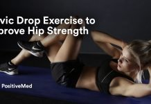 Pelvic Drop Exercise to Improve Hip Strength
