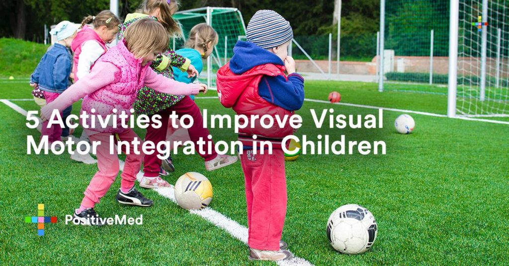 5 Activities to Improve Visual Motor​ Integration in Children