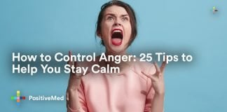 How to Control Anger 25 Tips to Help You Stay Calm
