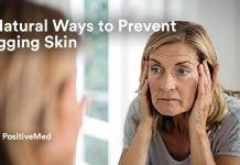 5 Natural Ways to Prevent Sagging Skin