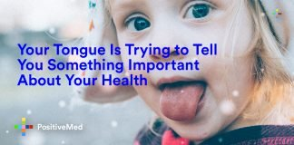 Your Tongue Is Trying To Tell You Something Important About Your Health
