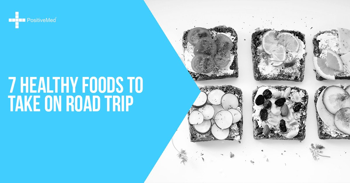 7 Healthy Foods to Take on Road Trip