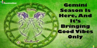 Gemini Season Is Here, And It's Bringing Good Vibes Only