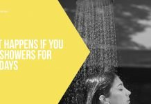 What Happens If You Skip Showers for Two Days