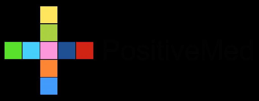 positive med logo