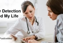 Early Detection Saved My Life