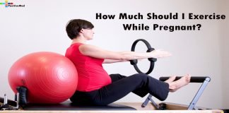 How much should I exercise while pregnant