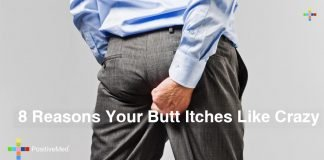 8 Reasons Your Butt Itches Like Crazy