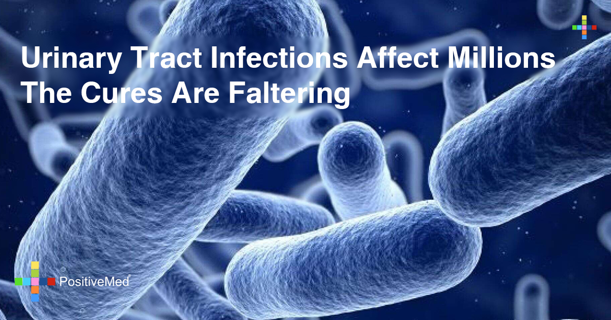Urinary Tract Infections Affect Millions The Cures Are Faltering
