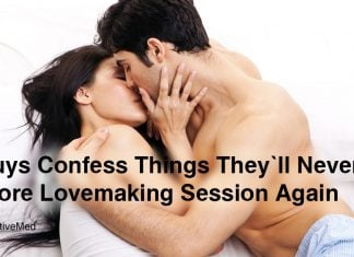 6 Guys Confess Things They'll Never Do Before Lovemaking Session Again