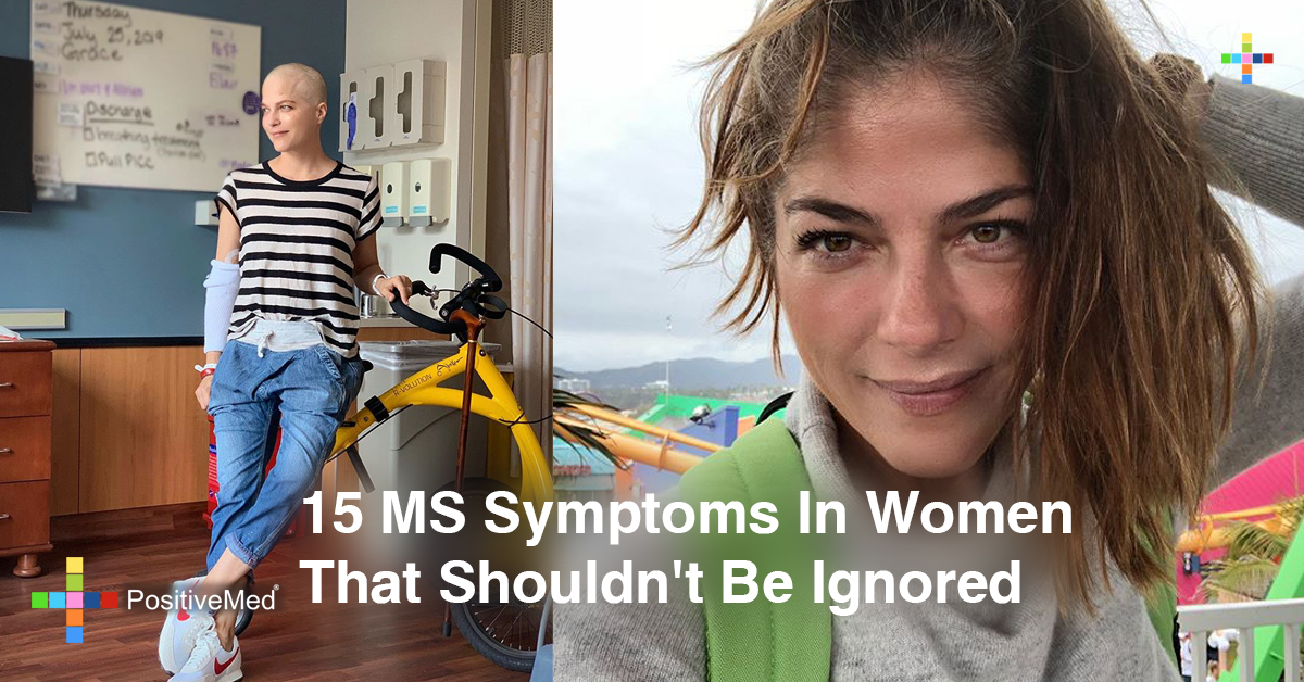 15 MS Symptoms In Women That Shouldn't Be Ignored