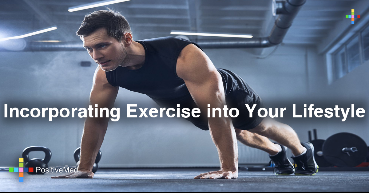 Incorporating Exercise into Your Lifestyle