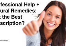 Professional Help + Natural Remedies: Is it the Best Prescription?