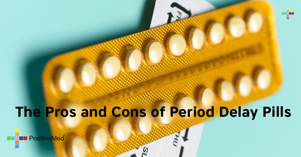 The Pros and Cons of Period Delay Pills