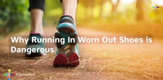 Why Running In Worn Out Shoes is Dangerous