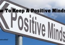 How To Keep A Positive Mindset