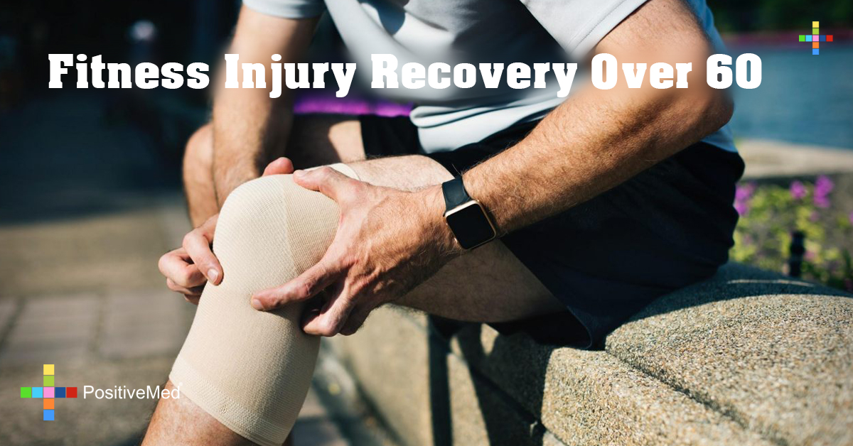 Fitness Injury Recovery Over 60