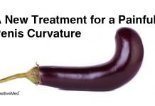 A New Treatment for a Painful Penis Curvature