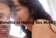 The Benefits of Having Sex More Often