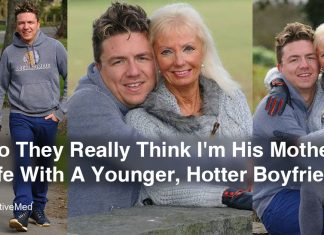 'Do They Really Think I'm His Mother?': Life With A Younger, Hotter Boyfriend