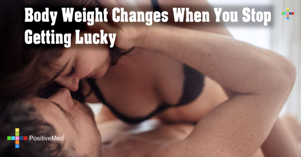 Body Weight Changes When You Stop Getting Lucky