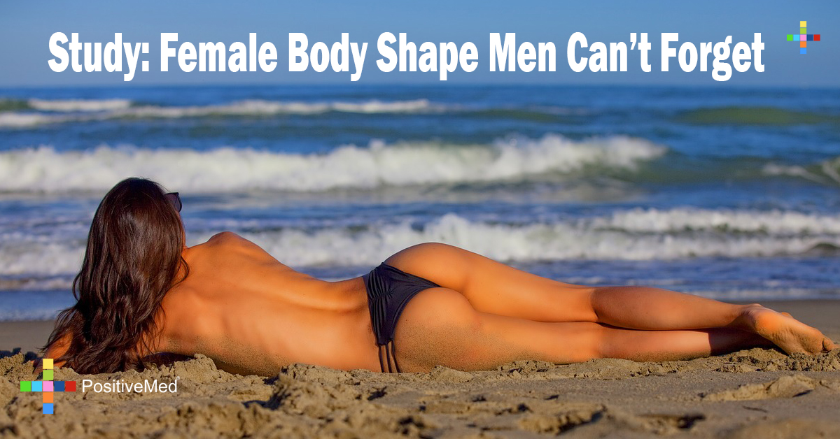 Study: Female Body Shape Men Can't Forget