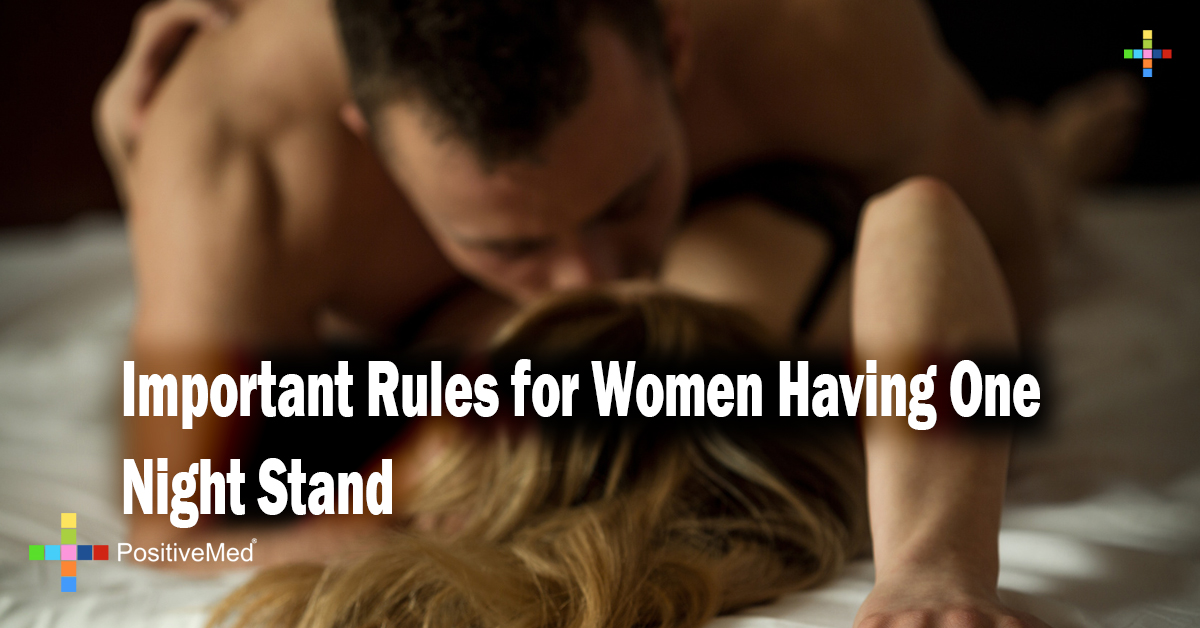 Important Rules for Women Having One Night Stand