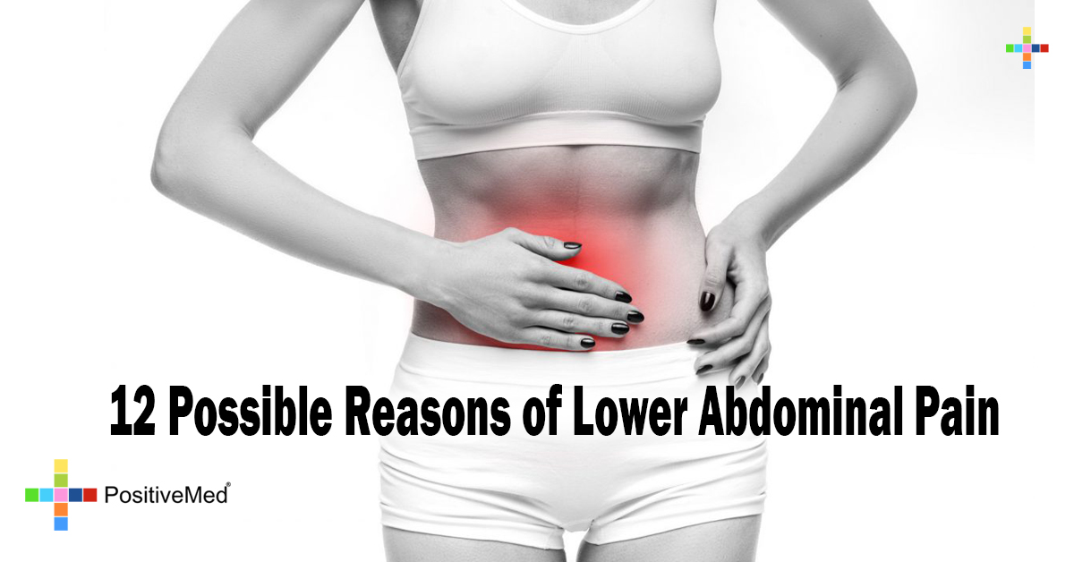 12 Possible Reasons of Lower Abdominal Pain