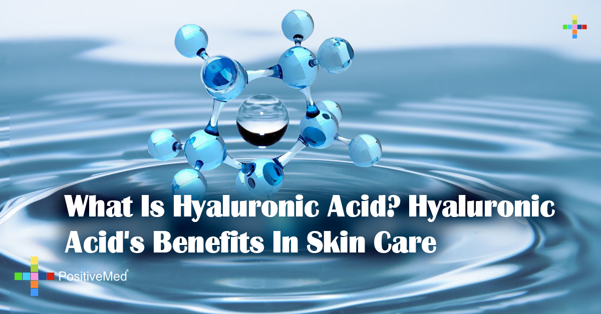 What is hyaluronic acid? Hyaluronic acid's benefits in skincare